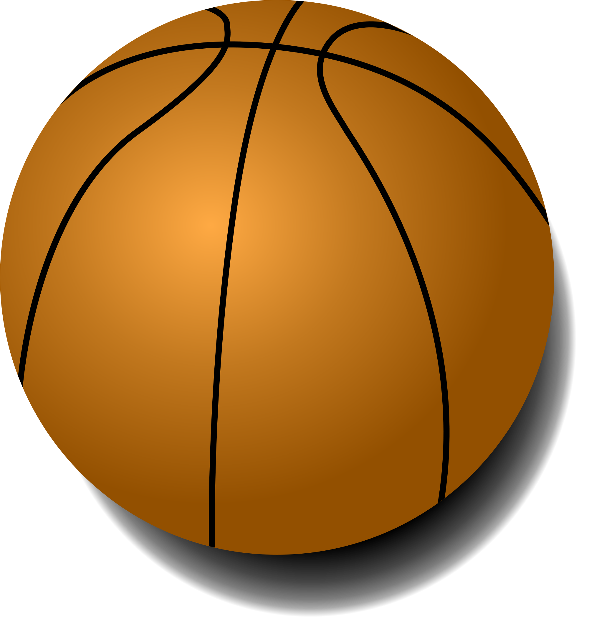 Basketball lines on ball clipart vector royalty free library File:Basketball ball.svg - Wikimedia Commons vector royalty free library