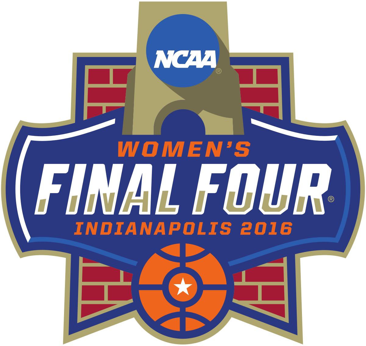Basketball champions logo clipart clip transparent 2016 NCAA Division I Women's Basketball Tournament - Wikipedia clip transparent