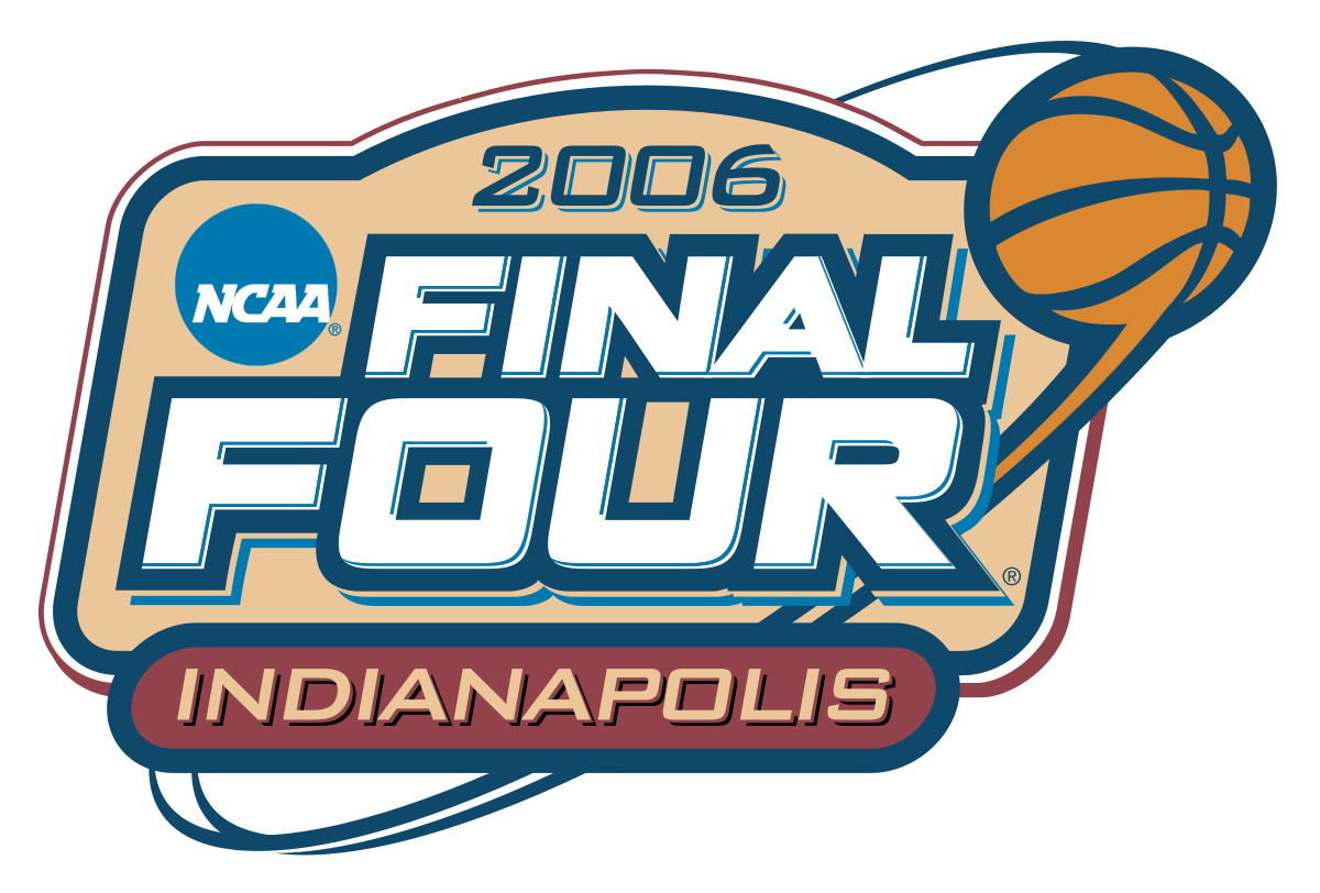 Basketball champions logo clipart free library 2006 NCAA Division I Men's Basketball Tournament - Wikipedia free library