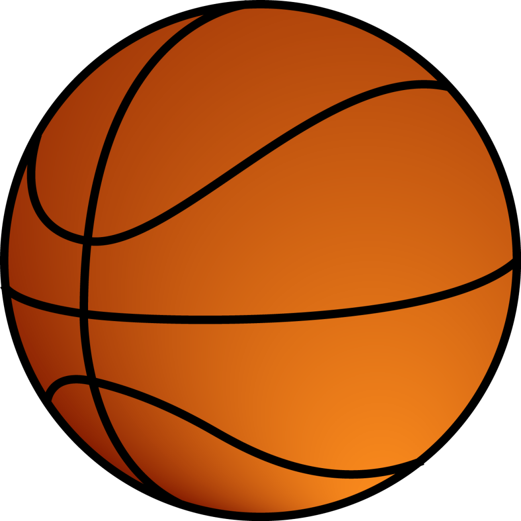 Basketball clipart abstract banner black and white library M Basketball Free PNG And Clipart - peoplepng.com banner black and white library