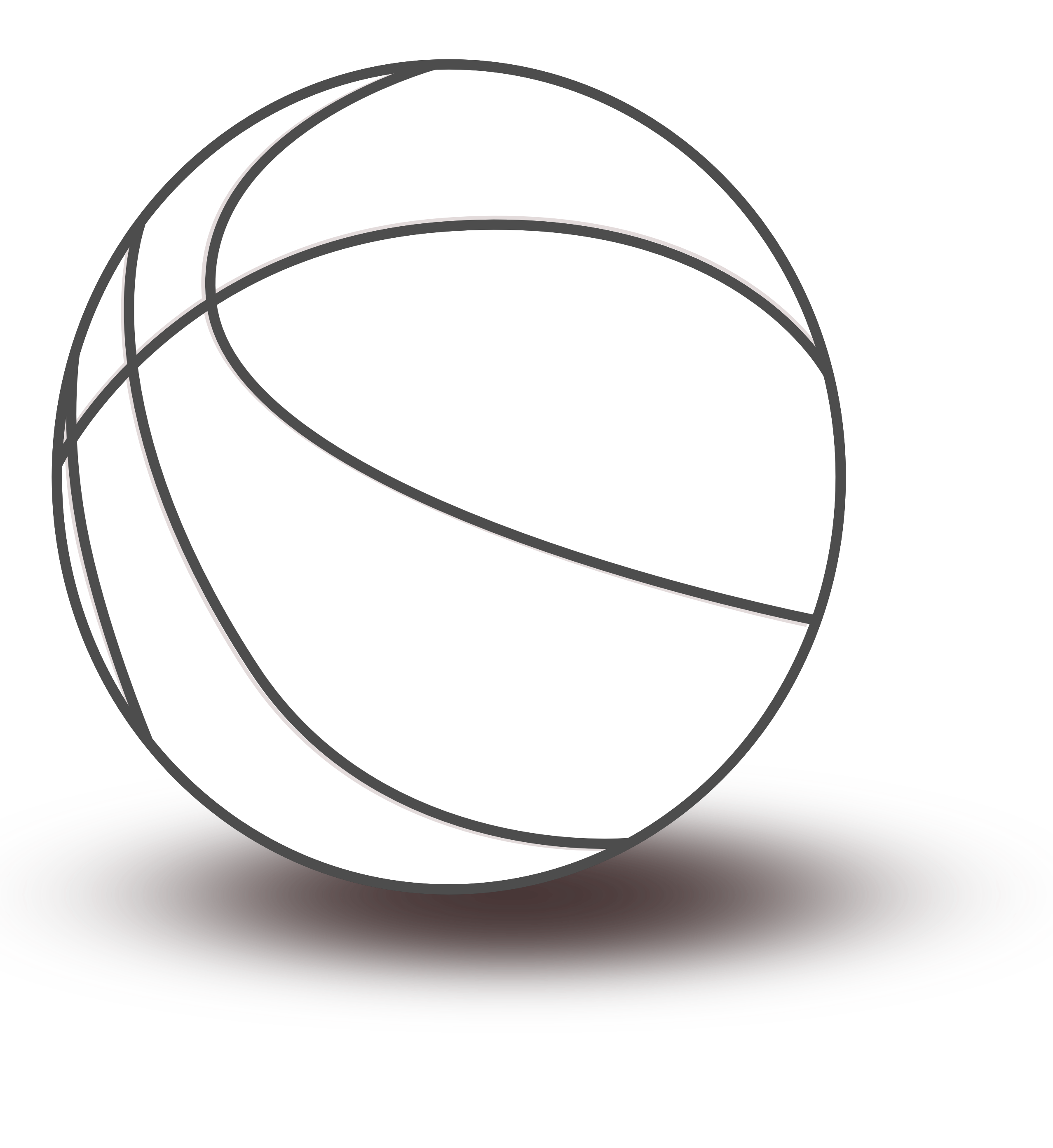 Moving basketball clipart picture royalty free download Basketball Black Background Clipart picture royalty free download