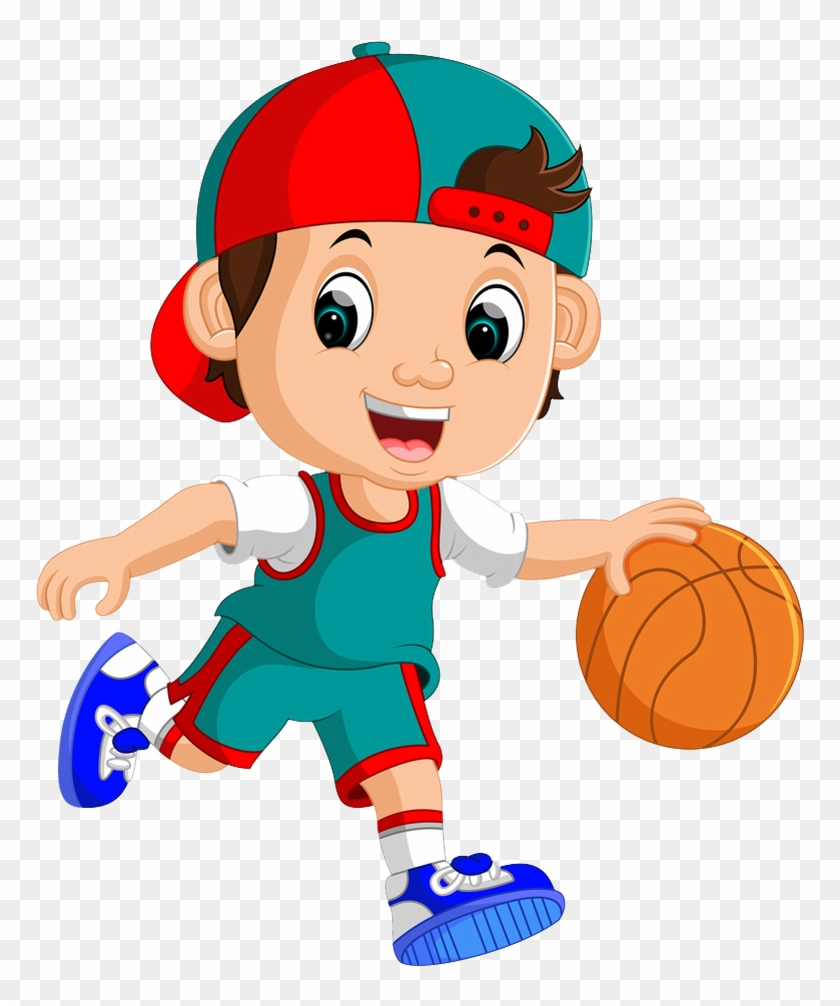Basketball clipart black boy image stock A Boy Playing Basketball Banner Black And White Library - Boy ... image stock