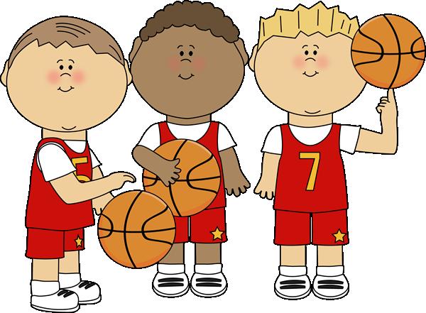 Basketball clipart clipart. Clip art images boy