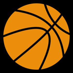 Basketball clipart clipart vector library download Basketball Clip Art & Basketball Clip Art Clip Art Images ... vector library download