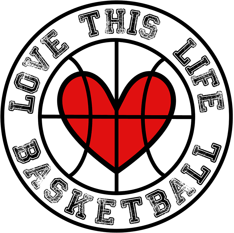 Basketball clipart distressed vector black and white download Love This Life Basketball | Child Protection vector black and white download