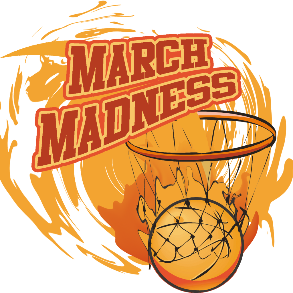 Images basketball clipart clipart freeuse download March Madness Bracket Clipart clipart freeuse download