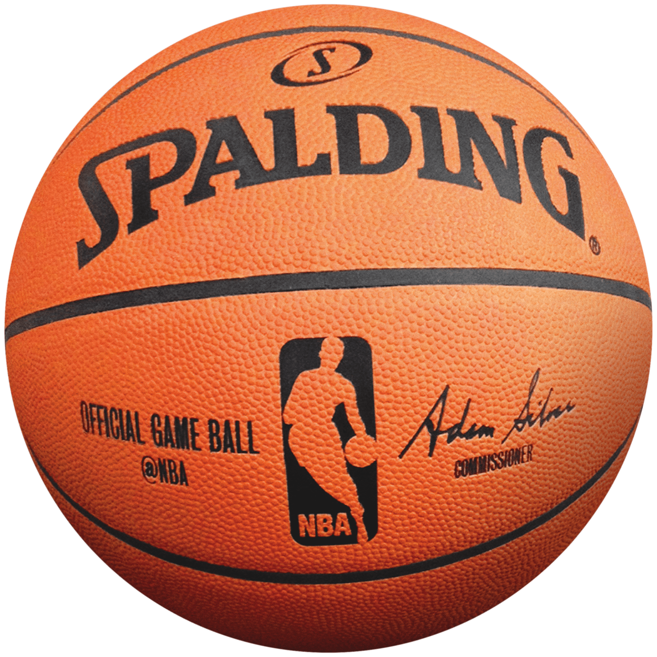 Basketball clipart transparent background jpg library download Spalding Basketball PNG - PHOTOS PNG jpg library download