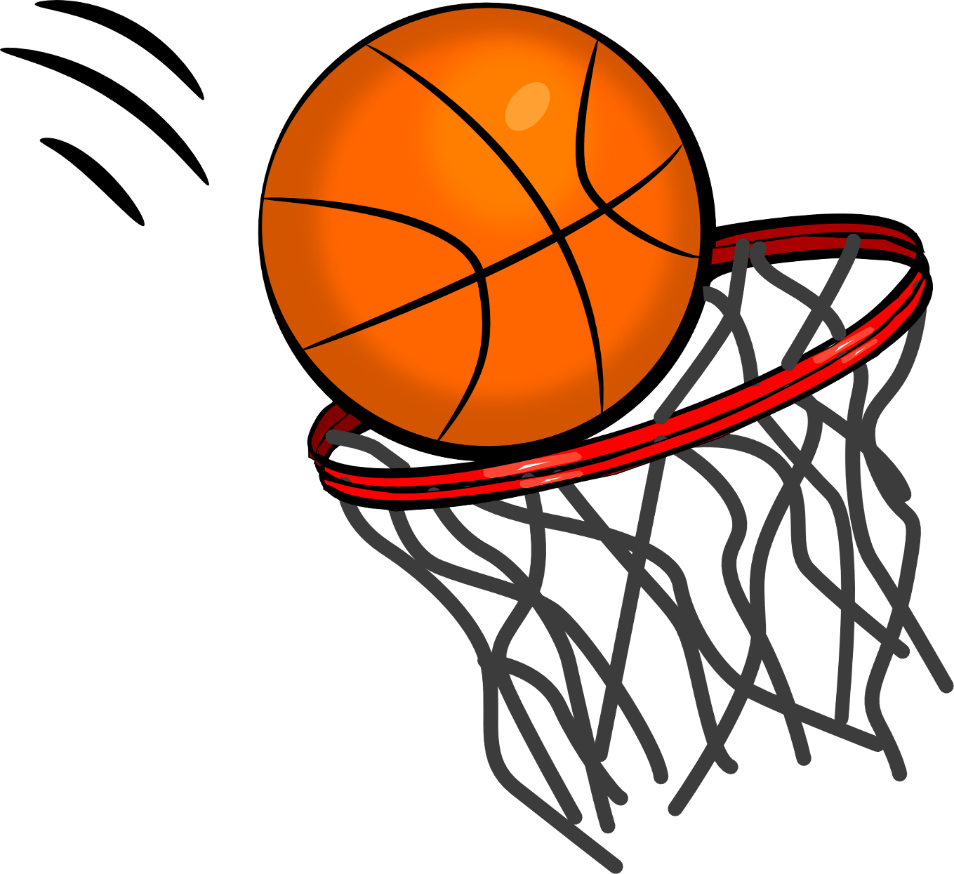 Black and white basketball hoop clipart picture transparent download Gear transparent PNG images - StickPNG picture transparent download