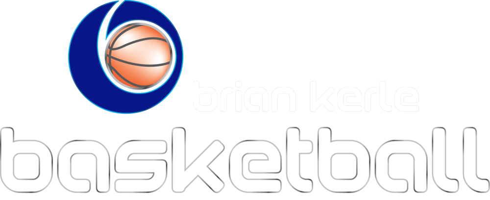 Basketball half court clipart jpg black and white download Brian Kerle - Brisbane Bullets - National Basketball League — Brian ... jpg black and white download