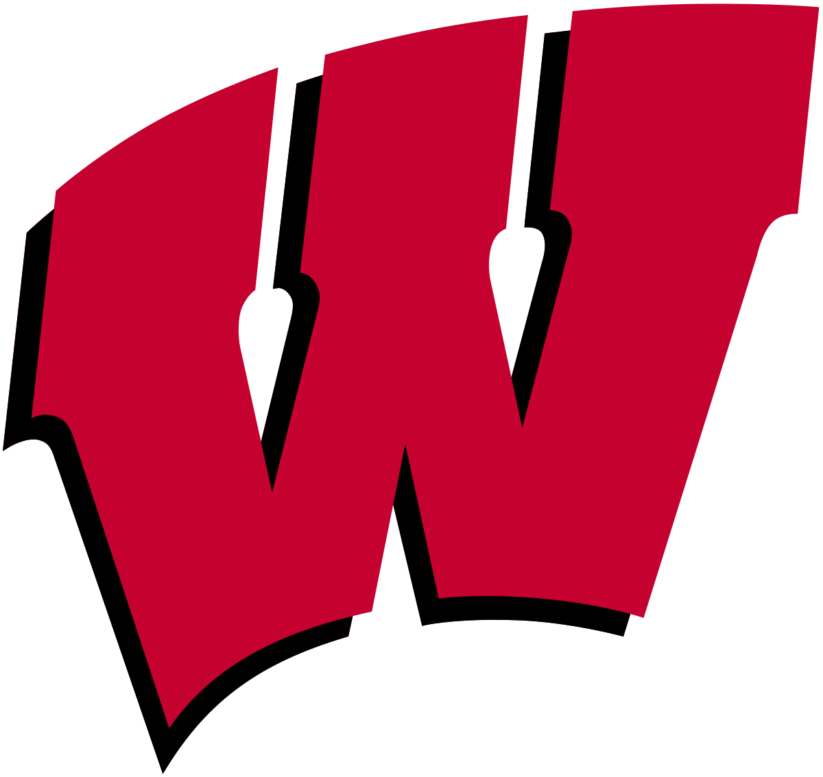 Basketball clipart in rows vector library download Wisconsin Badgers men's basketball - Wikipedia vector library download