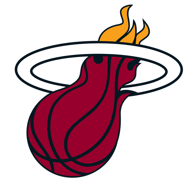 Basketball clipart in rows freeuse stock Miami Heat Basketball Roster   TSN freeuse stock