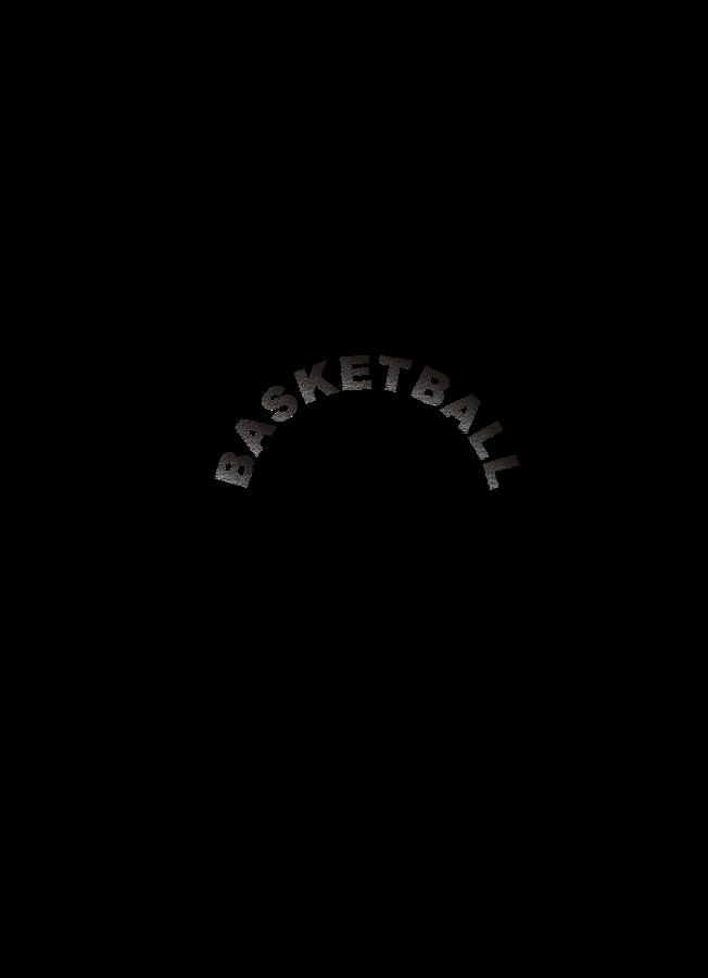 Basketball clipart logo jpg black and white stock Free Black And White Basketball Pictures, Download Free Clip Art ... jpg black and white stock