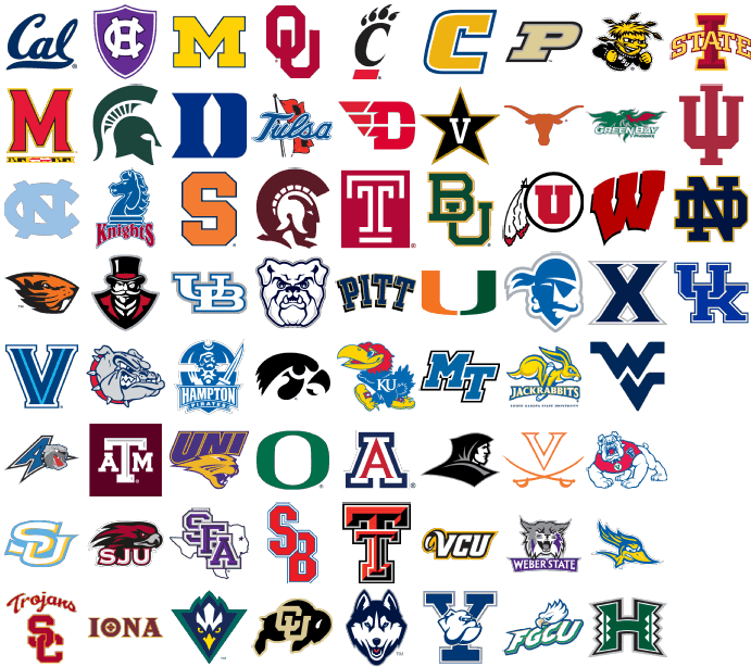 Basketball clipart march madness vector stock NCAA March Madness 2016: Get Your Brackets Ready! – The Lake Front vector stock