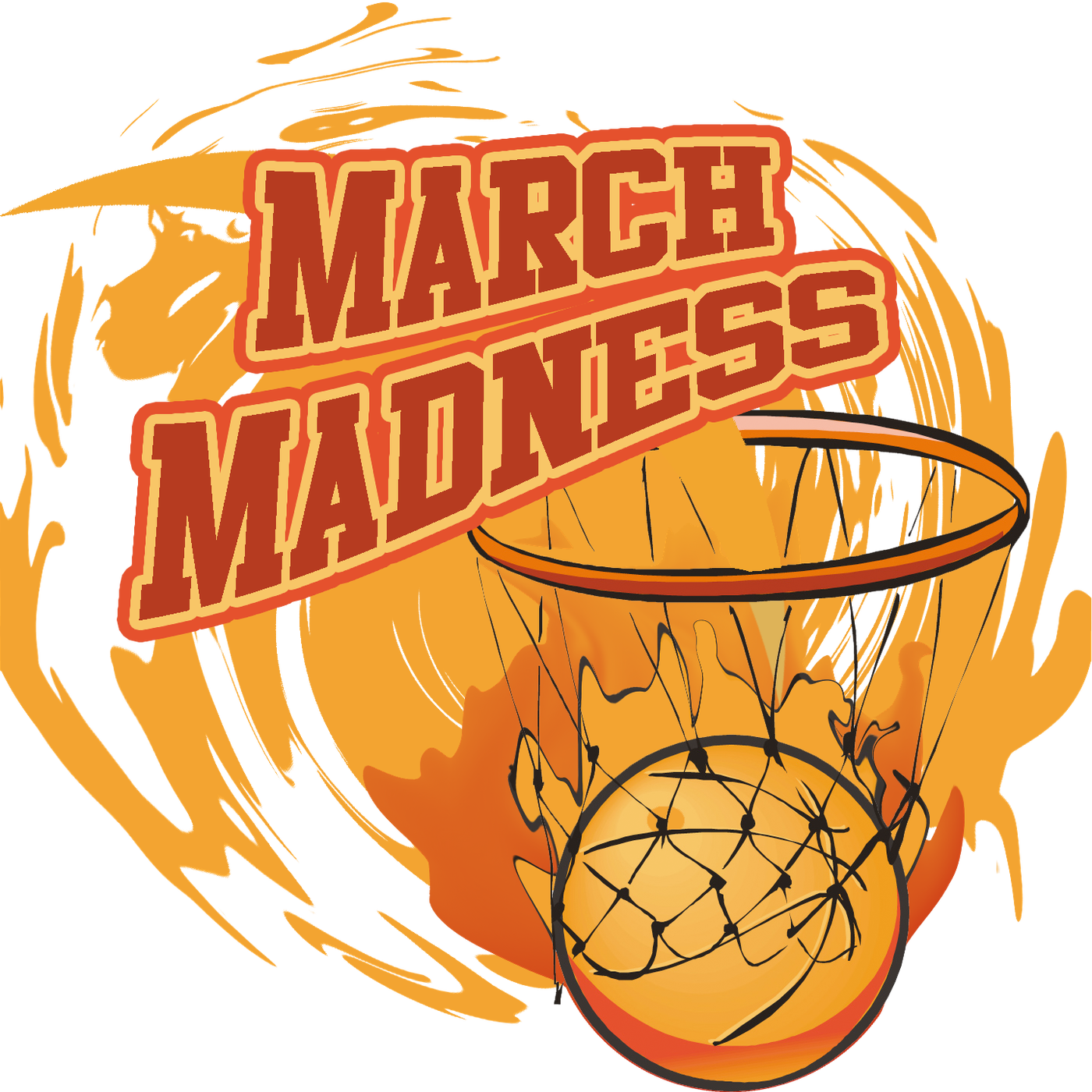 Basketball clipart march madness png library stock A Spirituality of March Madness | Amy J. Rio png library stock