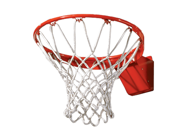 Basketball hoop with ball clipart picture black and white Basketball Basket Transparent PNG Pictures - Free Icons and PNG ... picture black and white