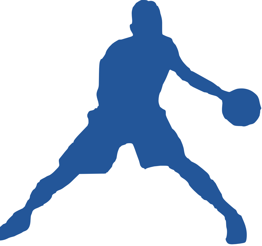 Basketball girl silhouette clipart clip free SDP Blog — Nothing But Net Basketball clip free
