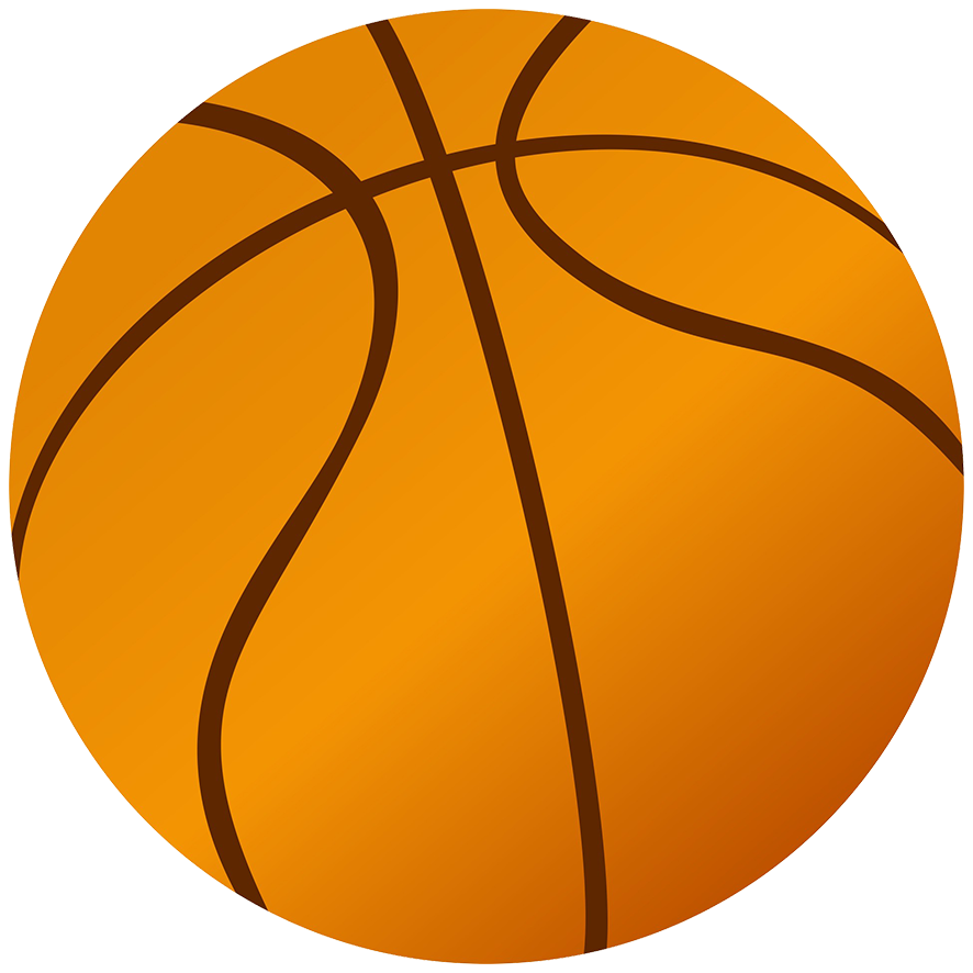 High basketball five clipart png library stock Sports Balls Clipart at GetDrawings.com | Free for personal use ... png library stock