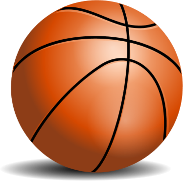 Clipart gold basketball clip art royalty free Small Basketball Clipart - Clip Art Library clip art royalty free