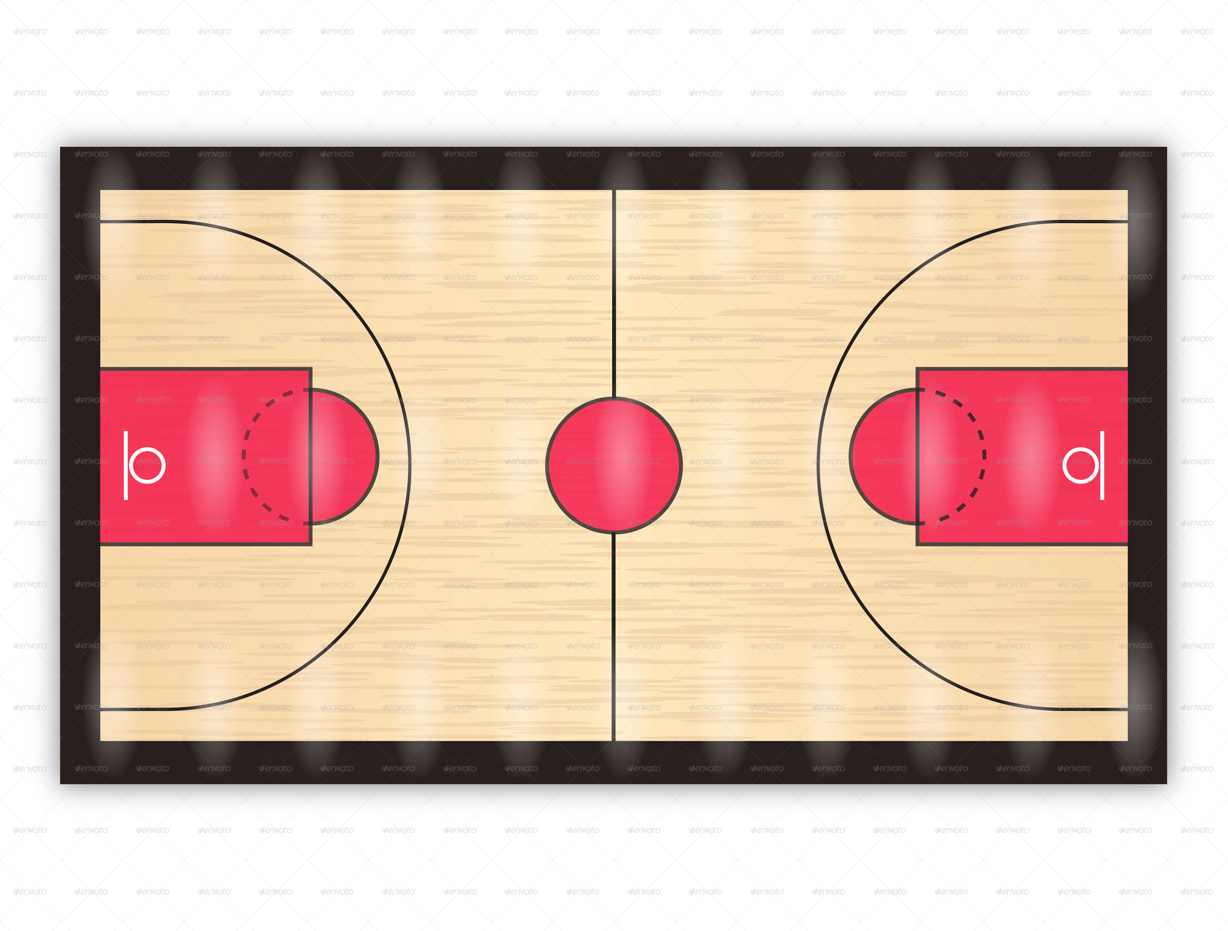 Clipart of basketball court freeuse download Basketball Court PNG HD Transparent Basketball Court HD.PNG Images ... freeuse download