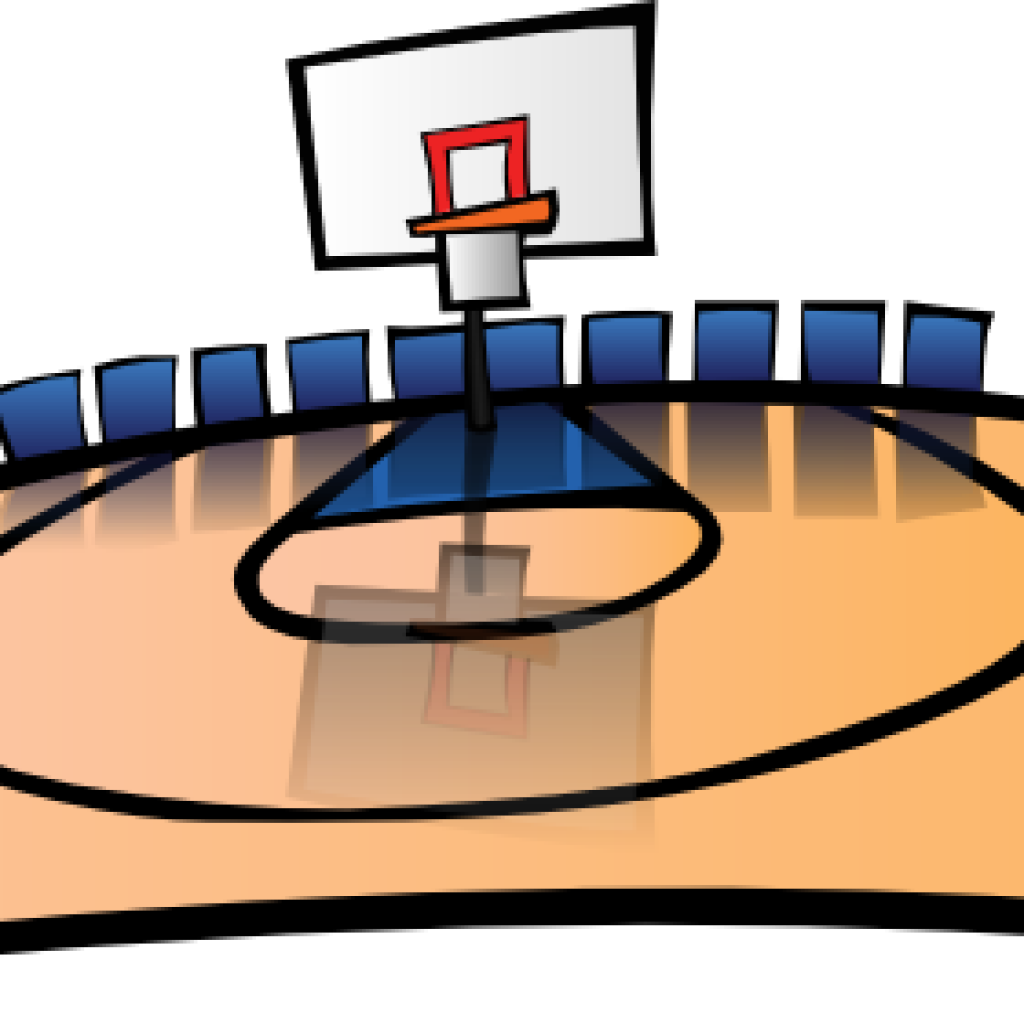 Clipart basketball court png download Basketball Court Clipart at GetDrawings.com | Free for personal use ... png download