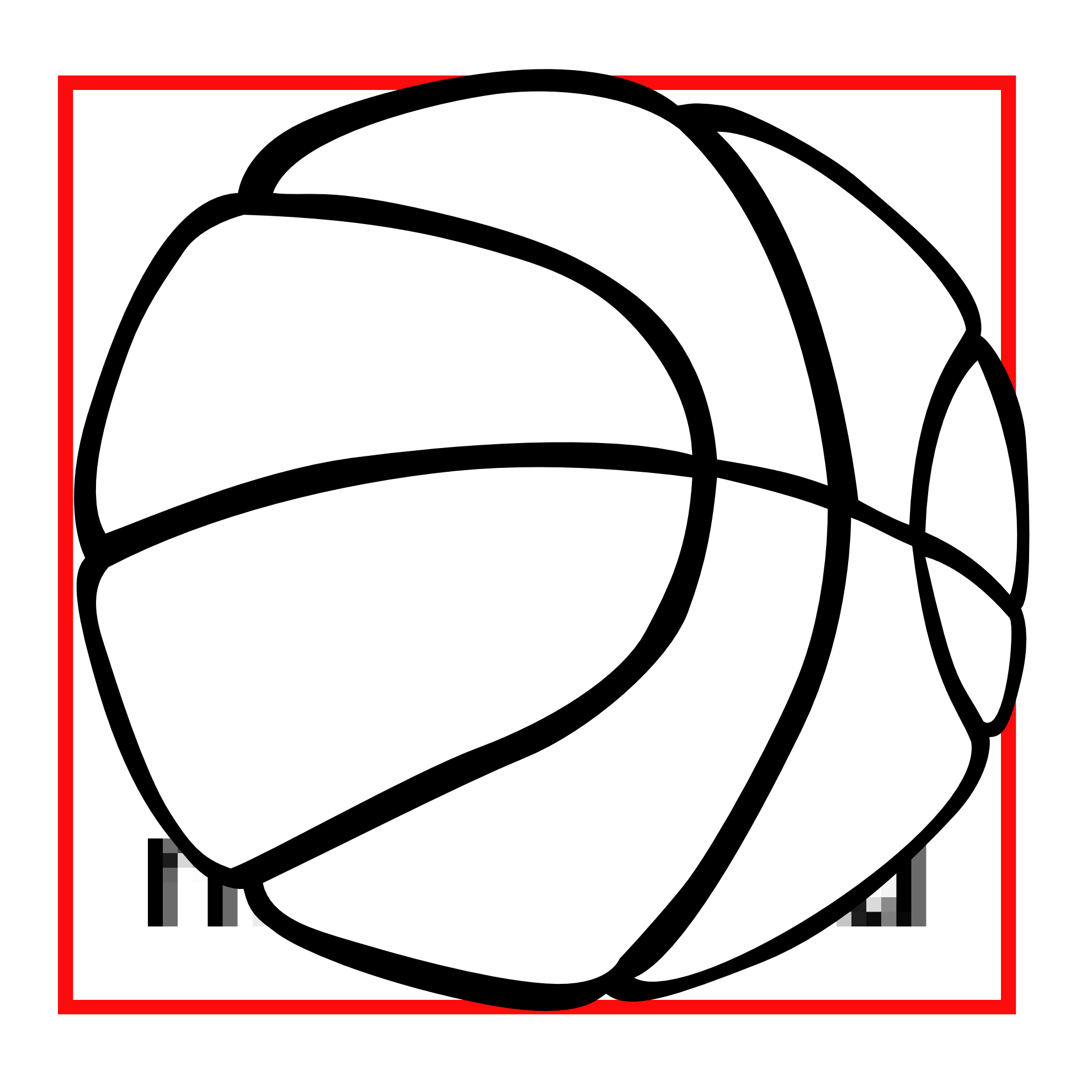 Basketball court clipart black and white clipart freeuse Basketball Line Drawing Clip Art (38+) clipart freeuse