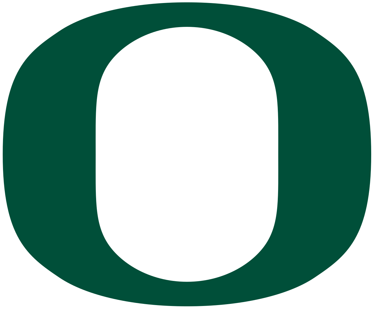 Basketball court clipart creative commons png free File:Oregon Ducks logo.svg - Wikipedia png free