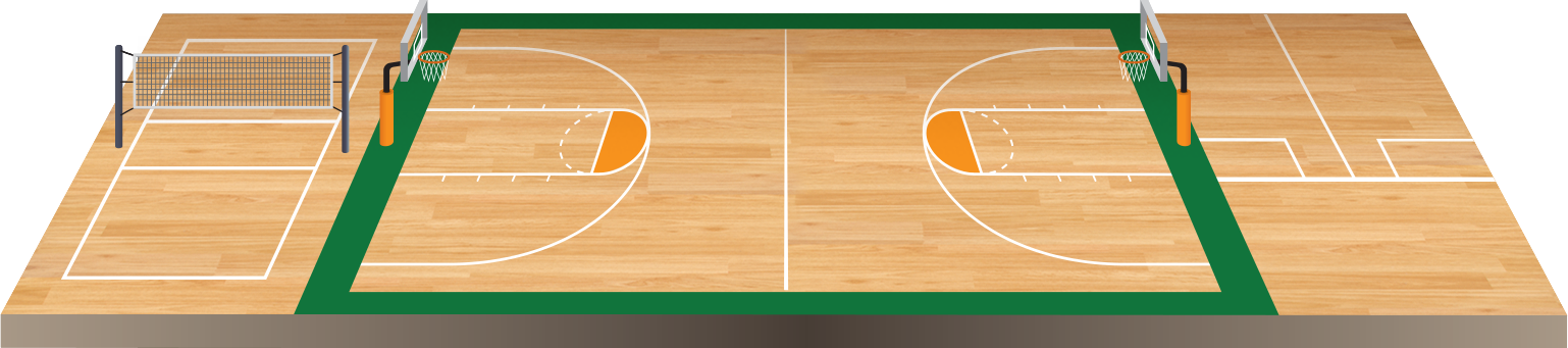 Basketball court floor clipart picture royalty free stock Sports Flooring Surfaces | System for Success | Action Floors picture royalty free stock