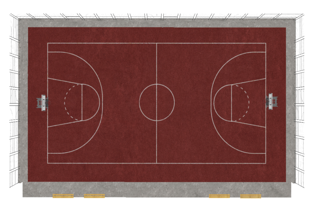 Clipart basketball court svg transparent Basketball court floor clipart 4030427 - madmels.info svg transparent