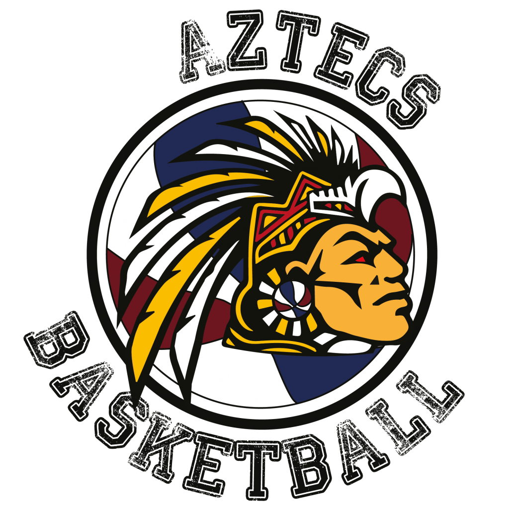 Basketball crest clipart graphic black and white Week 1 Update - Ashby Aztecs Basketball Club graphic black and white