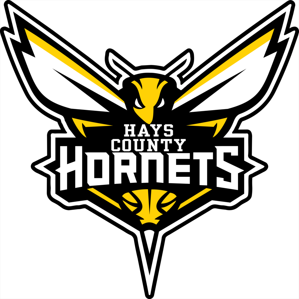 Basketball crest clipart picture free stock Girls Basketball — Hays County Hornets Basketball picture free stock