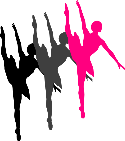 Basketball dance team clipart jpg transparent library Drill Team Silhouette at GetDrawings.com | Free for personal use ... jpg transparent library