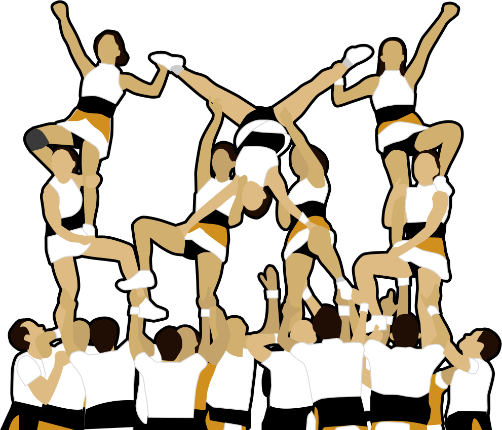 Basketball dance team clipart png download ABS-CBN Sports png download