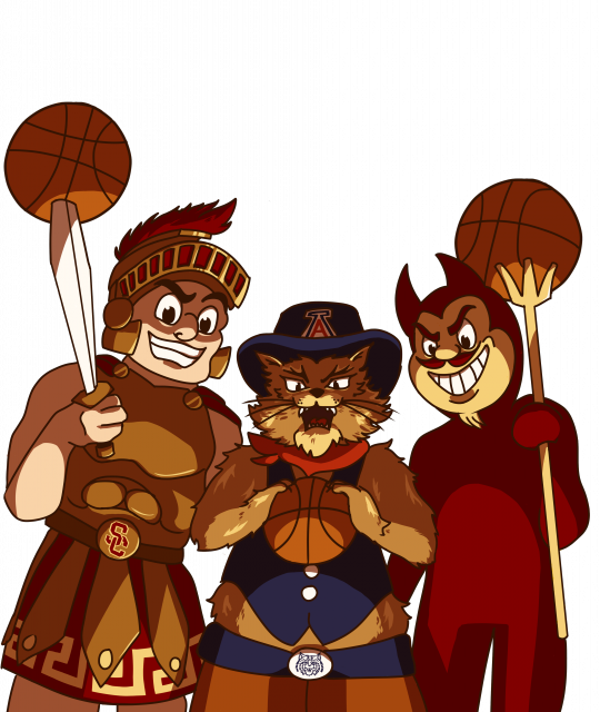 Basketball dance team clipart graphic free library Sports editors discuss tough three-game stretch ahead of men's ... graphic free library