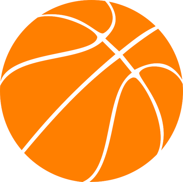 Basketball defense clipart svg library library Basket Ball | Free Images at Clker.com - vector clip art online ... svg library library