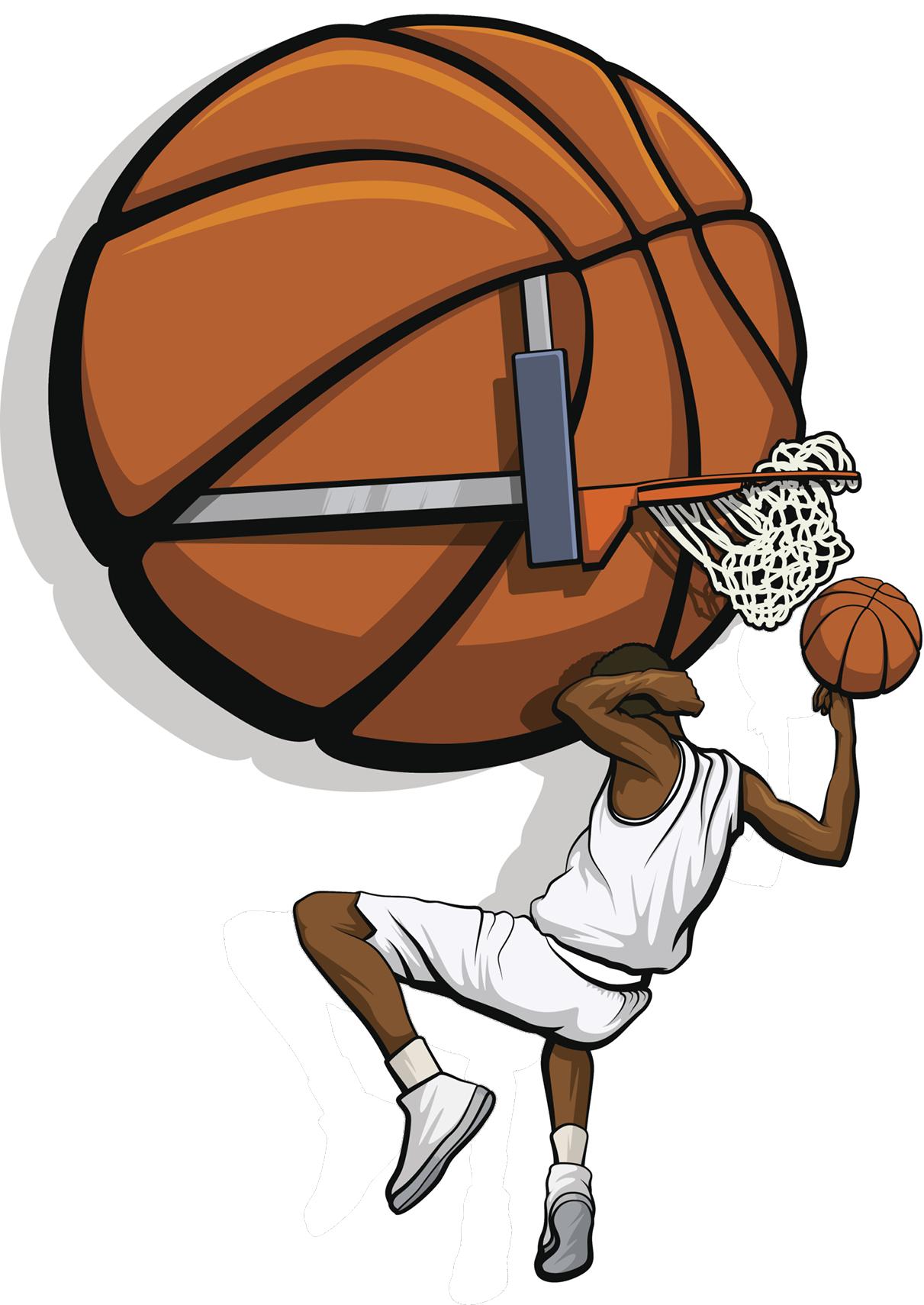 Basketball slam clipart banner Basketball Slam dunk Clip art - Basketball comics 1211*1710 ... banner