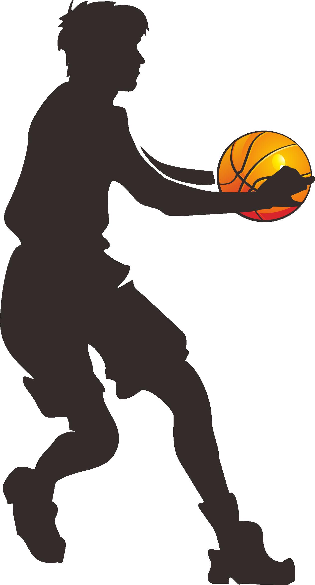 Basketball dunk clipart png black and white library Basketball Backboard Slam dunk Clip art - basketball 1265*2348 ... png black and white library