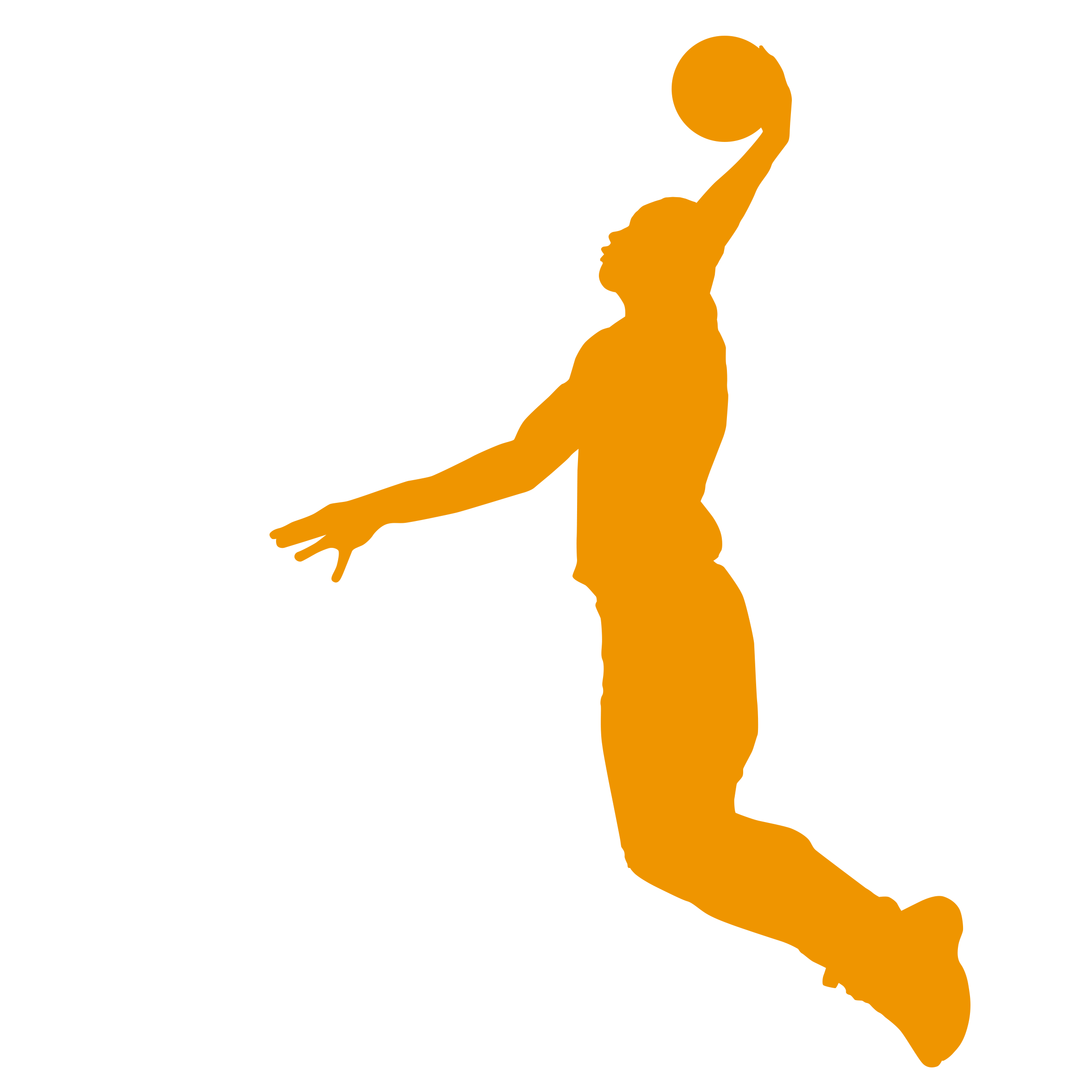 Basketball dunking clipart graphic free library Slam Dunk Silhouette at GetDrawings.com | Free for personal use Slam ... graphic free library