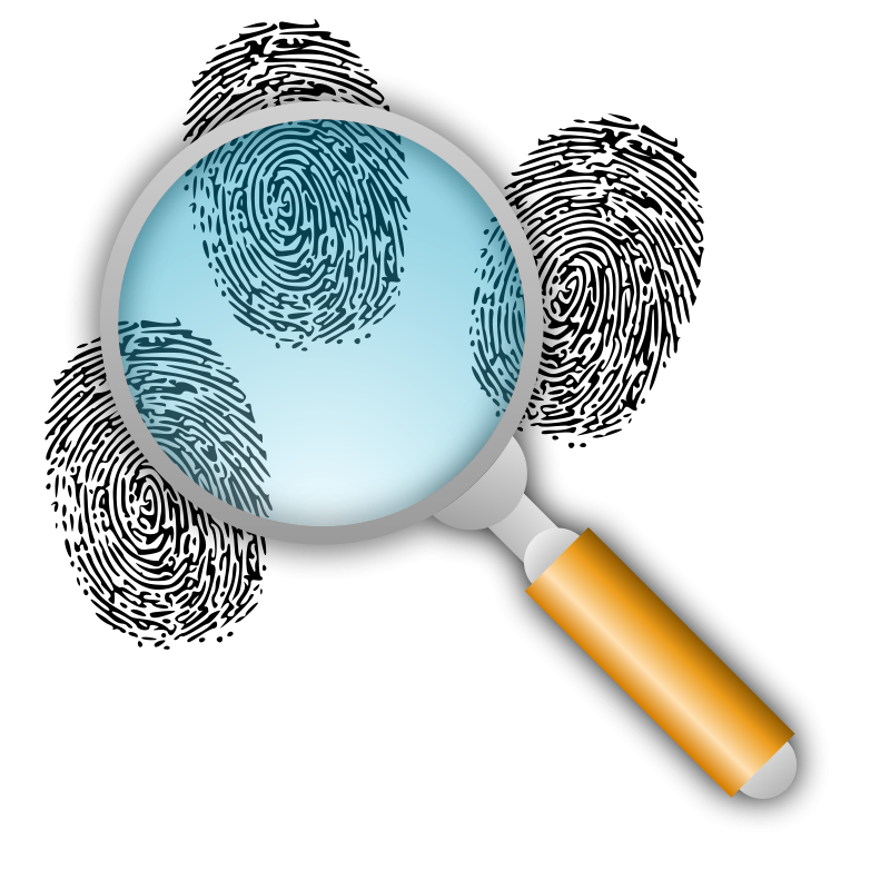 Basketball fingerprint clipart clip royalty free Search For Fingerprints Clipart   Detective Top Secret Agents for ... clip royalty free