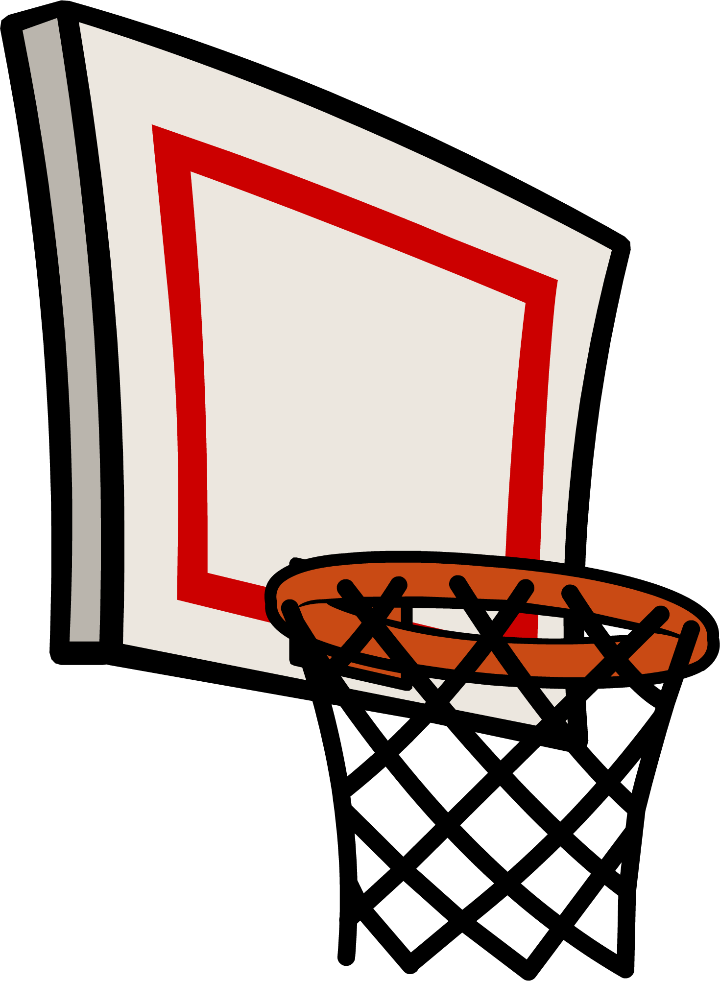 Basketball fire hoop clipart png black and white Image - Basketball Net sprite 001.png | Club Penguin Wiki | FANDOM ... png black and white