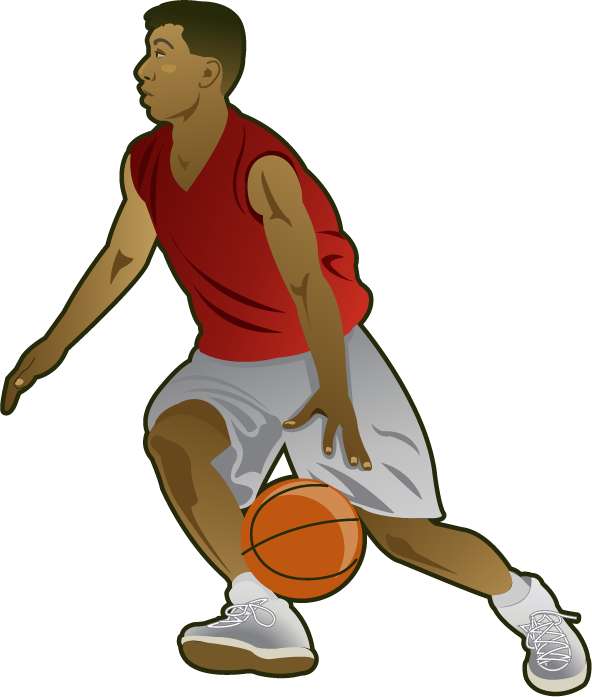 Foul basketball clipart banner black and white Basketball Foul · ClipartHot banner black and white