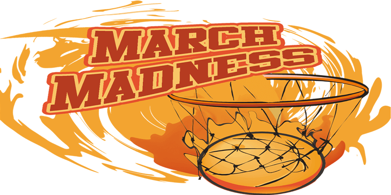 Fancy basketball clipart. March madness frames illustrations