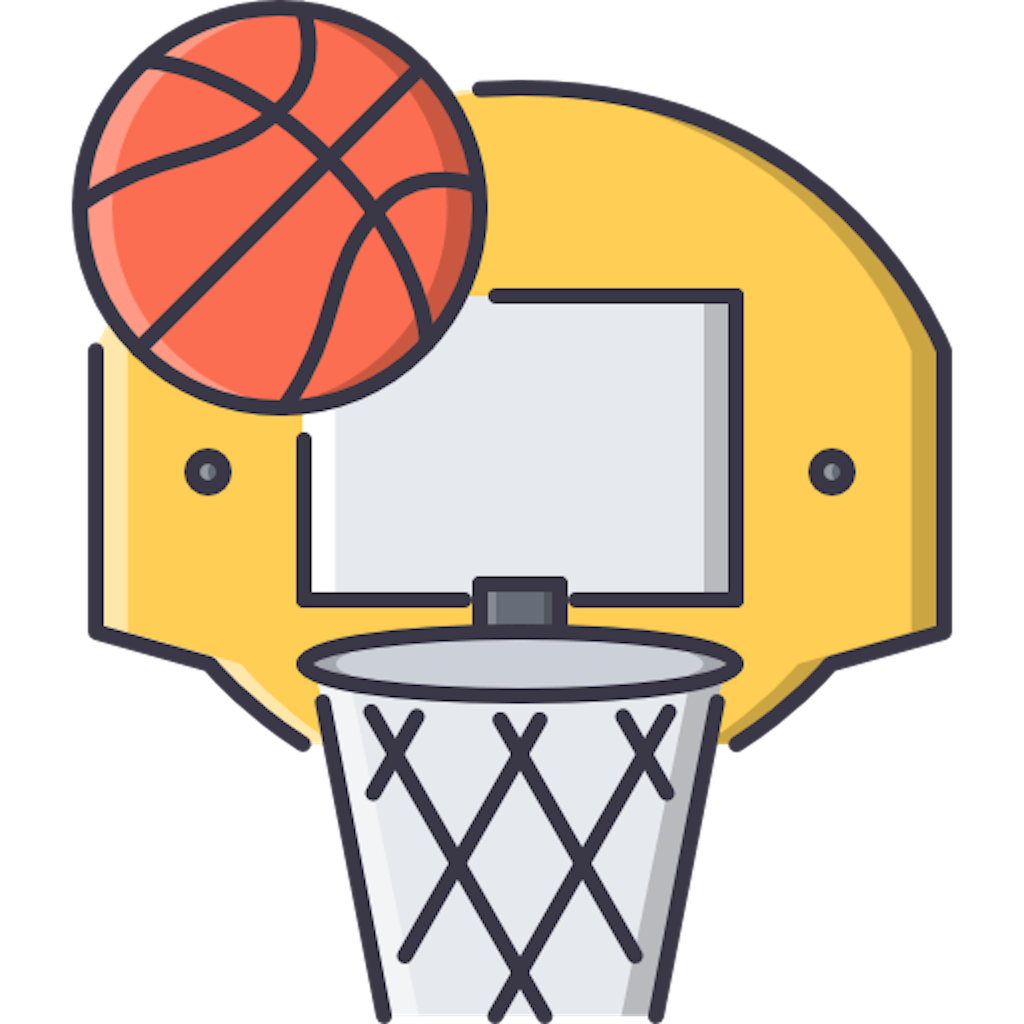 Basketball free throw clipart image freeuse Basketball Free Throw - LUMBRALES SOFTWARE image freeuse