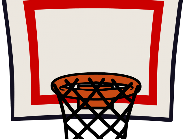 Basketball goal clipart png black and white download Basketball Goal Clipart 12 - 361 X 450   carwad.net png black and white download