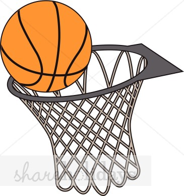 Basketball graphics clipart jpg royalty free library Clipart Basketball & Basketball Clip Art Images - ClipartALL.com jpg royalty free library