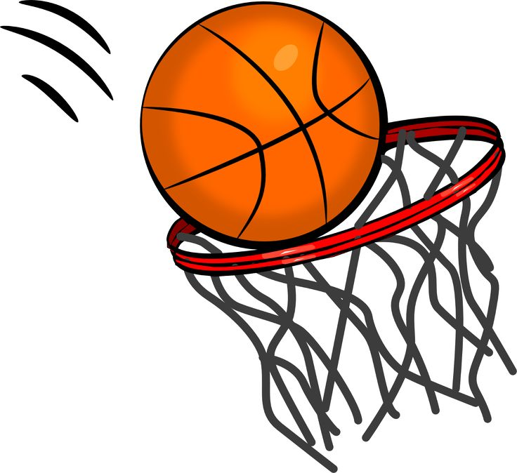 Basketball graphics clipart graphic black and white 17 best ideas about Basketball Clipart on Pinterest | Basketball ... graphic black and white