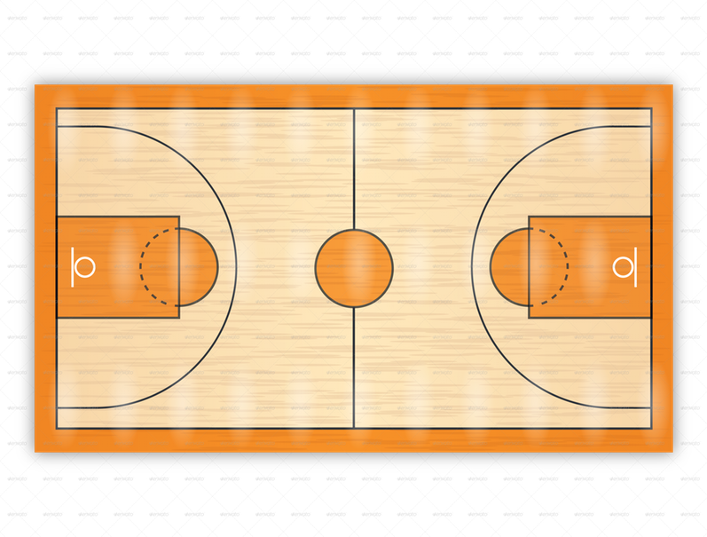 Basketball gym clipart image freeuse Backyard Basketball Court Outdoor Jordan In ~ Clipgoo image freeuse