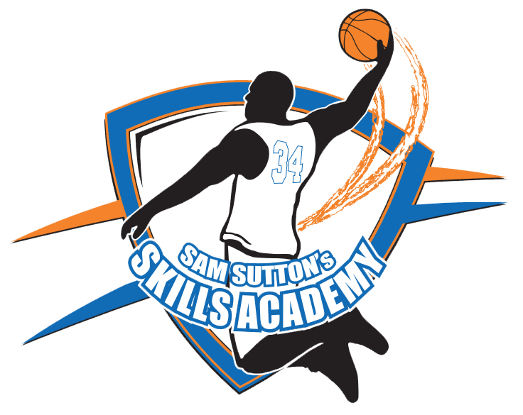 Basketball gymnasium clipart clip art black and white library Sam Sutton's Skills Academy clip art black and white library