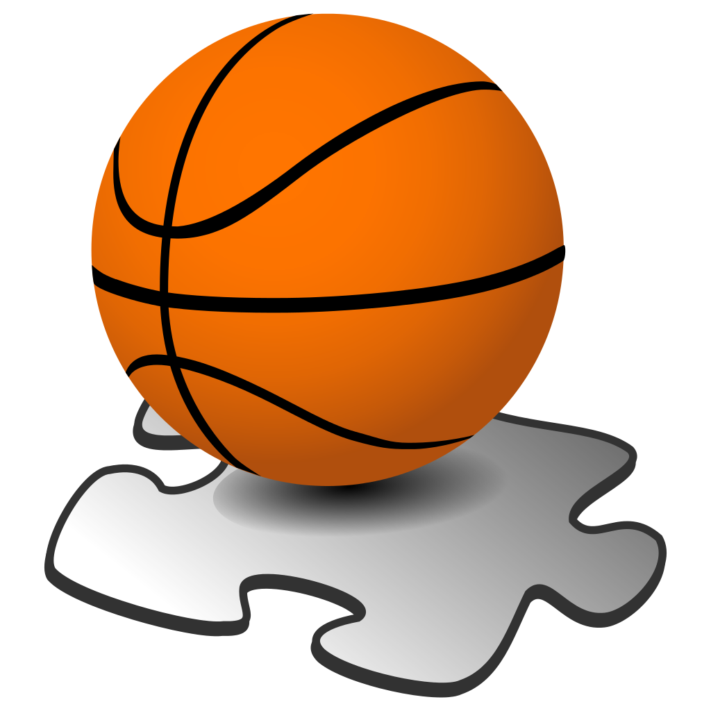 Clipart front view of man shooting basketball vector freeuse download File:Basketball stub.svg - Wikipedia vector freeuse download