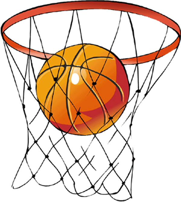 Basketball hoop swoosh clipart jpg library library Headlines jpg library library