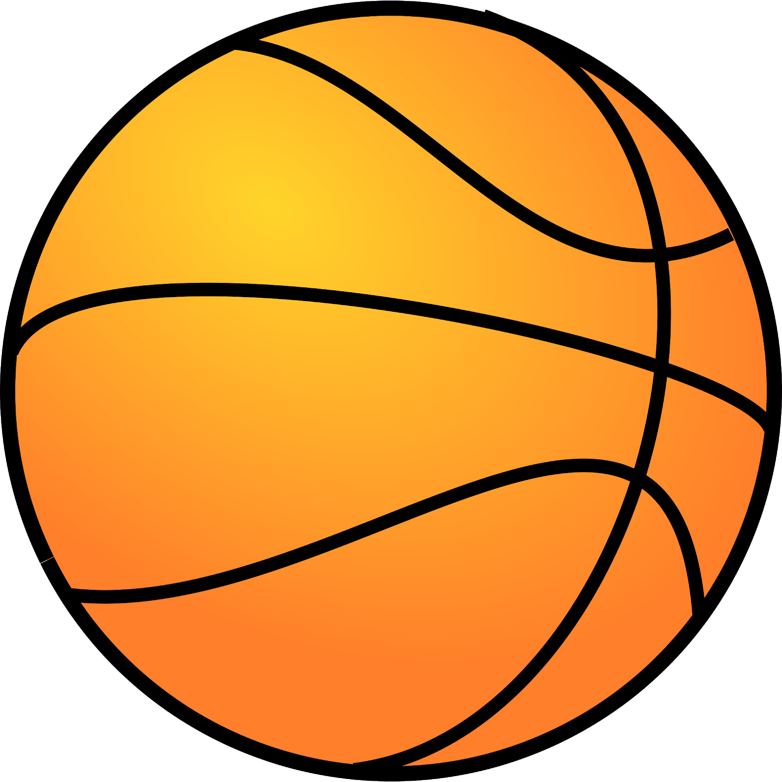 Basketball in motion clipart clip art royalty free stock While You're Making Other Plans...: August 2015 clip art royalty free stock
